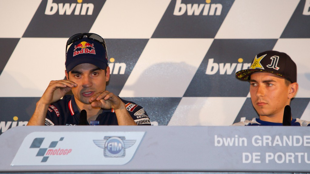 Dani Pedrosa, Repsol Honda Team, Estoril