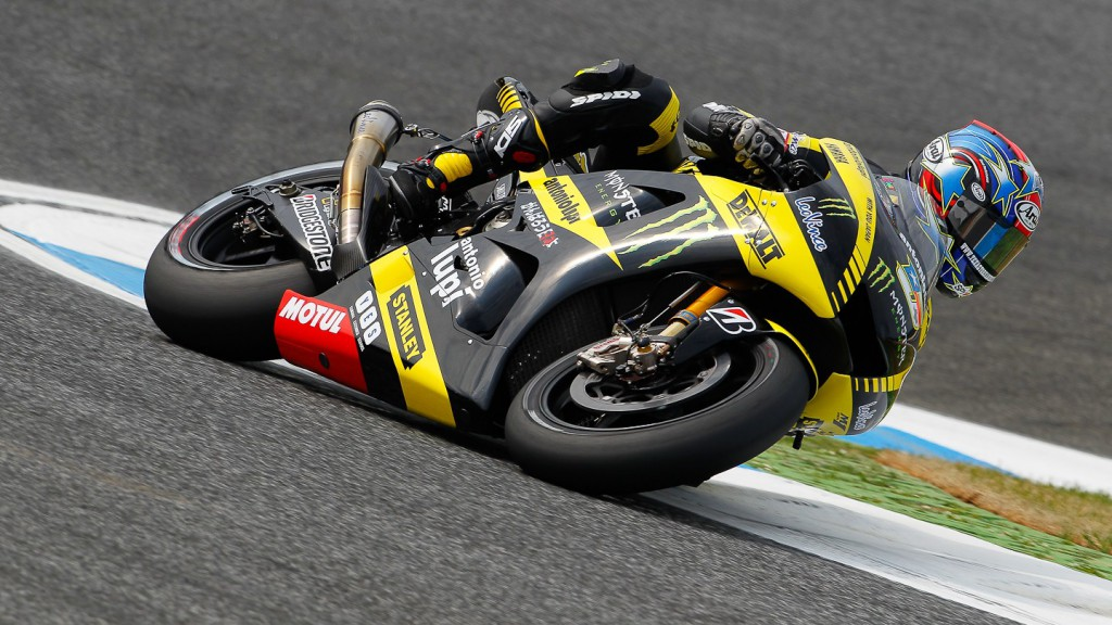 Colin Edwards, Monster Yamaha Tech 3, Estoril FP2