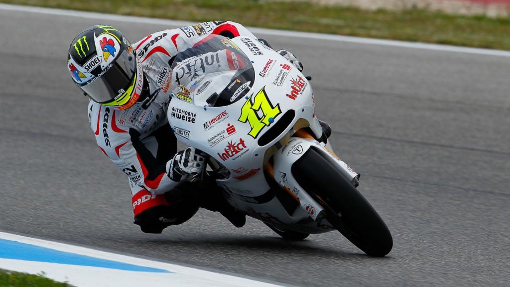Sandro Cortese, Intact- Racing team Germany, Estoril FP2