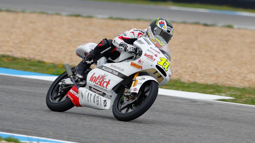 Sandro Cortese, Intact- Racing team Germany, Estoril FP1