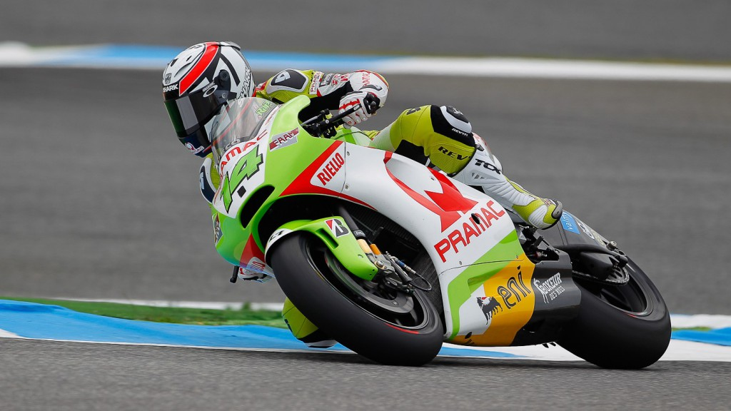 Randy de Puniet, Pramac Racing Team, Estoril FP2
