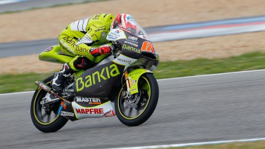 Nico Terol, Bankia Aspar Team, Estoril FP2