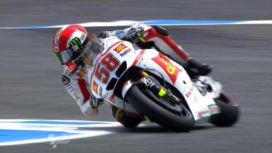 Estoril 2011 - MotoGP - FP2 - Highlights