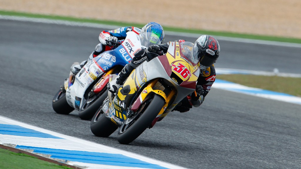 Mika Kallio, Marc VDS Racing Team, Estoril FP1