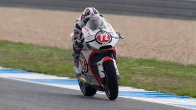 Yuki Takahashi, Gresini Racing Moto2, Estoril FP2