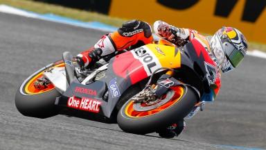 Andrea Dovizioso, Repsol Honda, Estoril QP