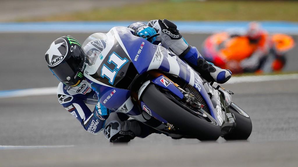 Ben Spies, Yamaha Factory Racing, Estoril QP