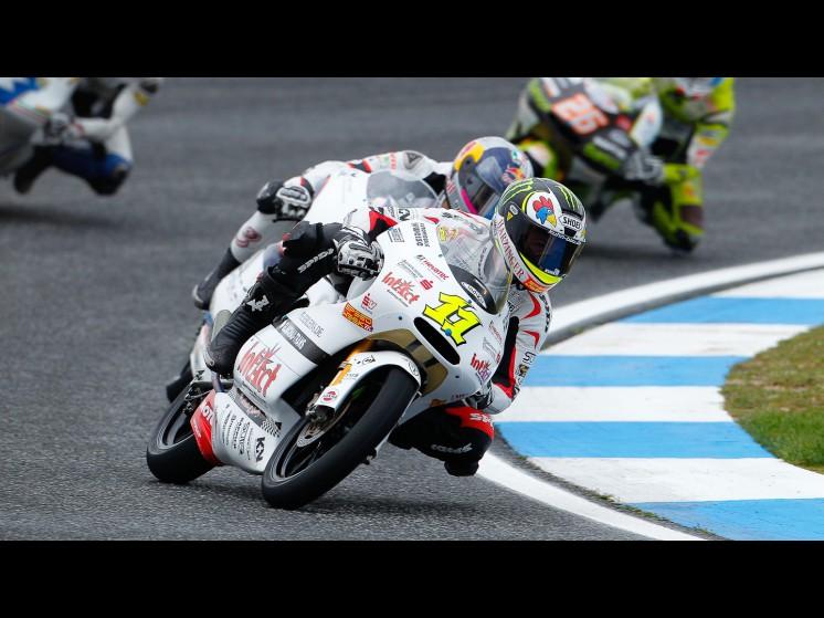 -Moto GP- Season 2011- - 11 sandro cortese 125cc action slideshow