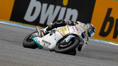 Thomas Luthi, Interwetten Paddock Moto2, FP3