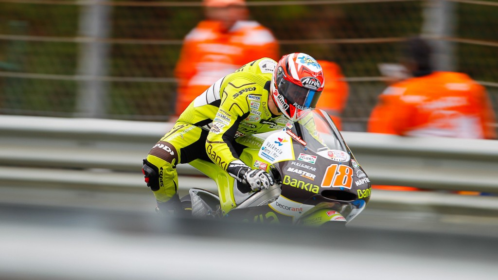 Nico Terol, Bankia Aspar Team, Estoril QP