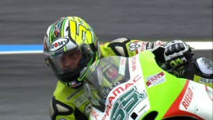 motogp report portugal gp  FP3