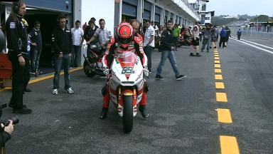 Estoril 2011 - Moto2 - QP - Highlights