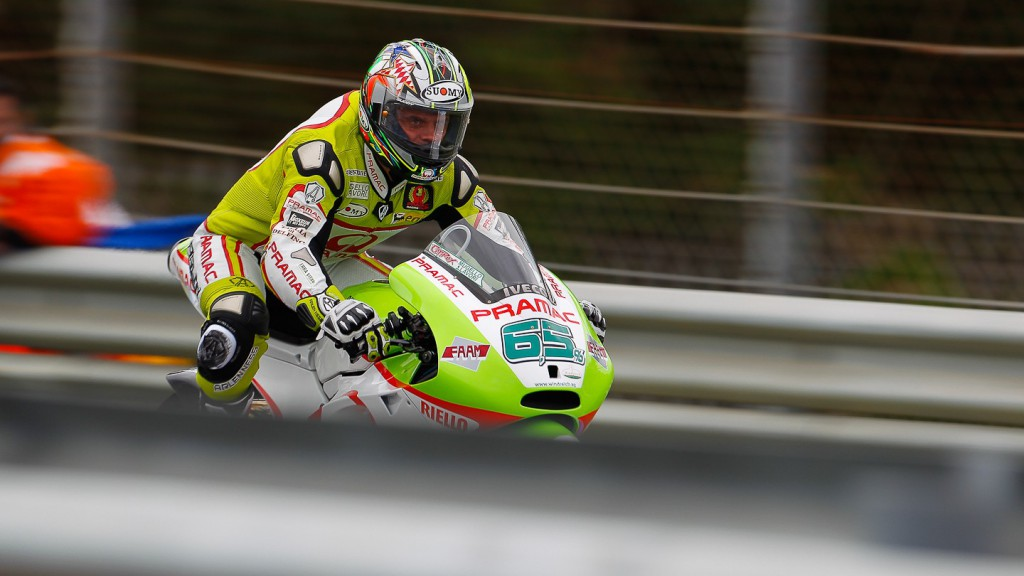 Loris Capirossi, Pramac Racing Team, Estoril QP