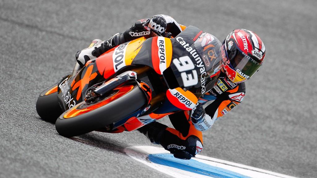 Marc Marquez, Team Catalunya Caixa Repsol, Estoril QP