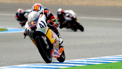 Binder takes Red Bull Rookies race one win in Portugal