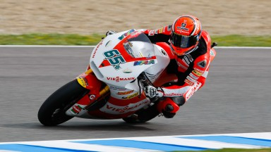Stefan Bradl, Veissmann Kiefer Racing, Estoril QP
