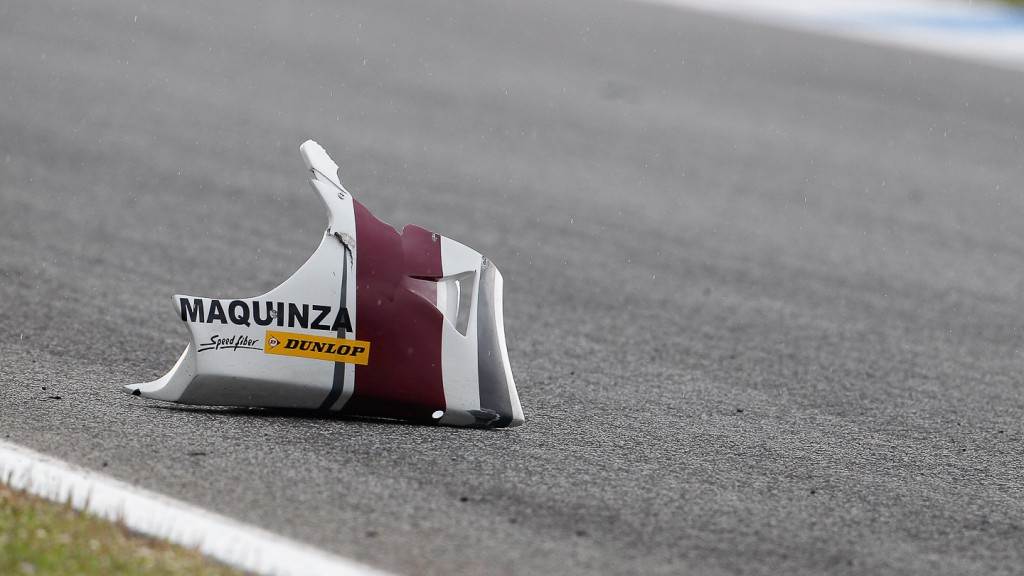 Ricky Cardus, QMMF Racing Team, Estoril FP2