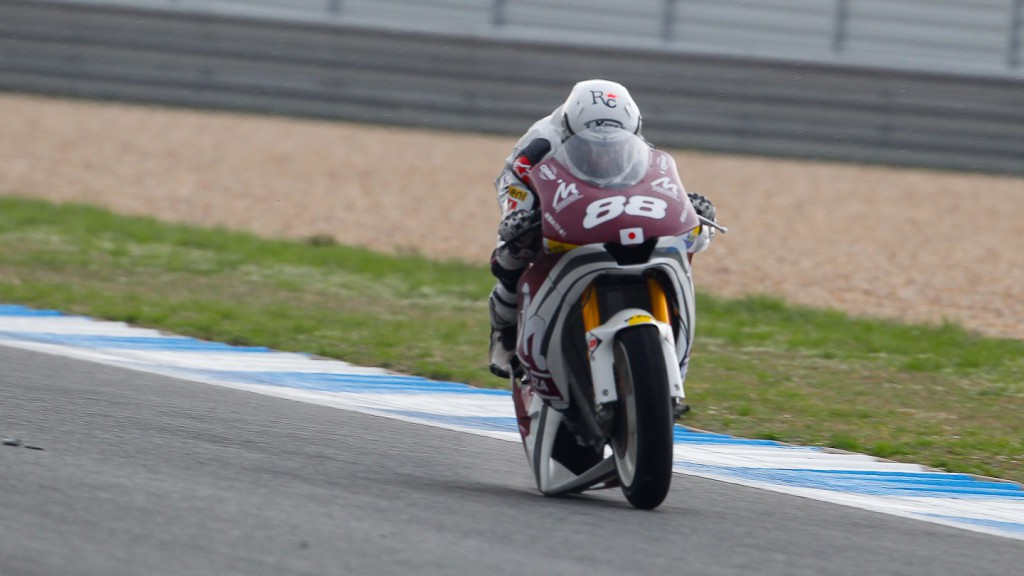Ricky Cardus, QMMF Racing Team, Estoril FP2