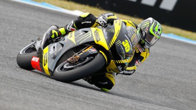 Cal Crutchlow, Monster Yamaha Tech 3, Estoril QP