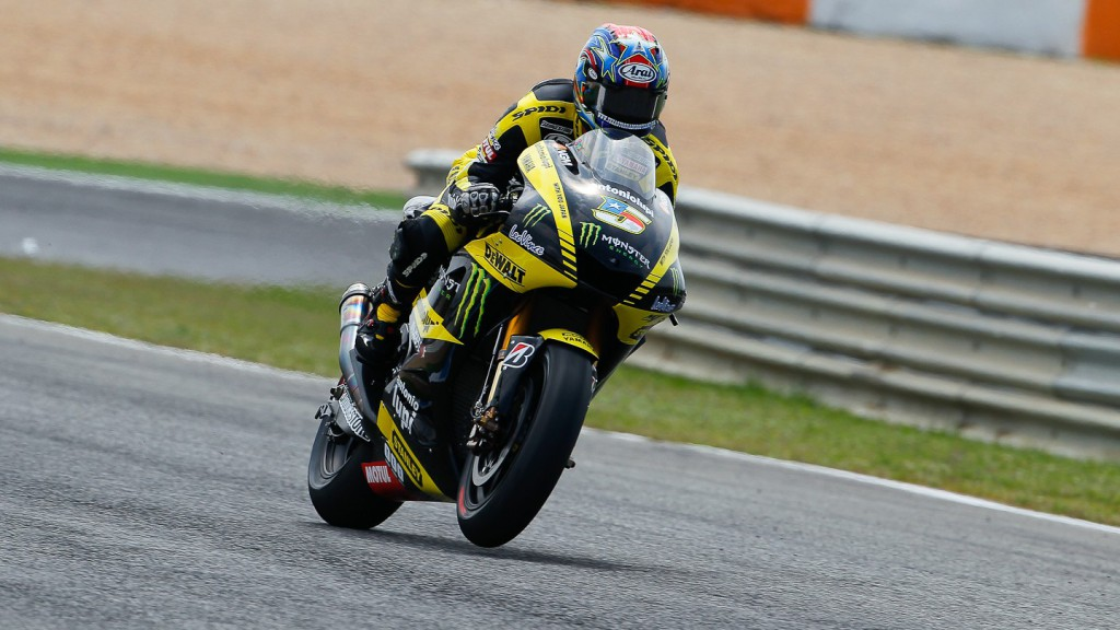 Colin Edwards, Monster Yamaha Tech 3, Estoril QP