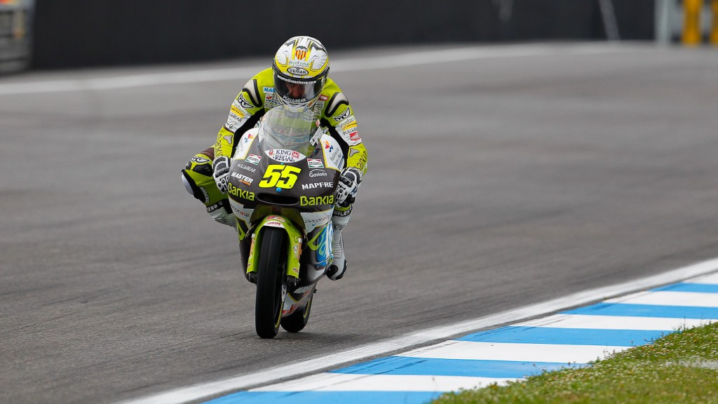 Hector Faubel, Bankia Aspar Team, Estoril QP