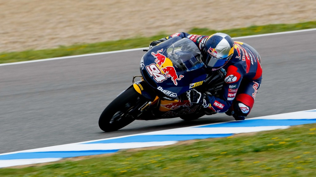 Jonas Folger, Red Bull Ajo MotorSport, Estoril FP3