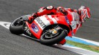 Nicky Hayden, Ducati Team, Estoril QP