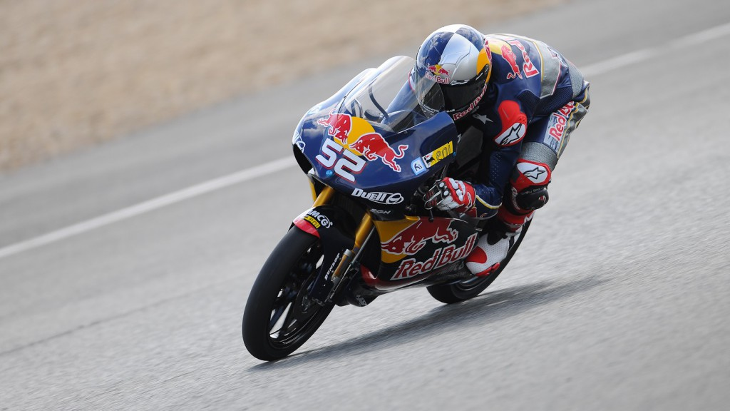 Danny Kent, Red Bull Ajo MotorSport, Estoril FP3