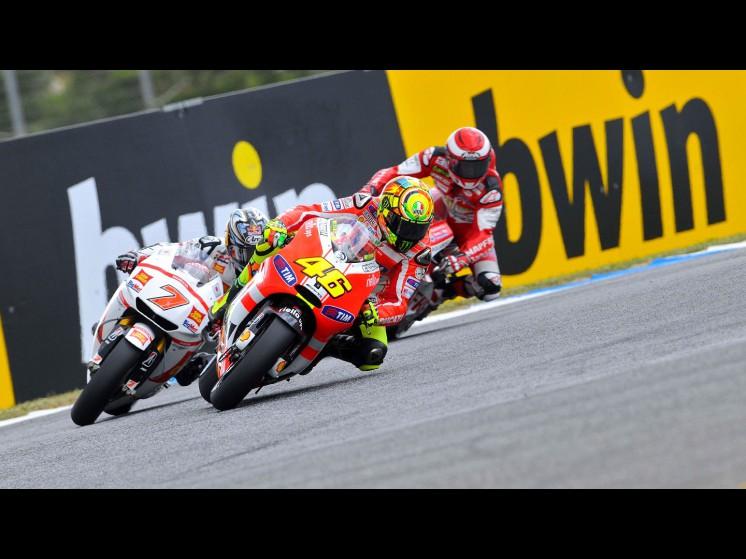 -Moto GP- Season 2011- - rossi01 10 slideshow