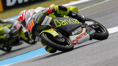 Nico Terol, Bankia Aspar Team, Estoril FP3