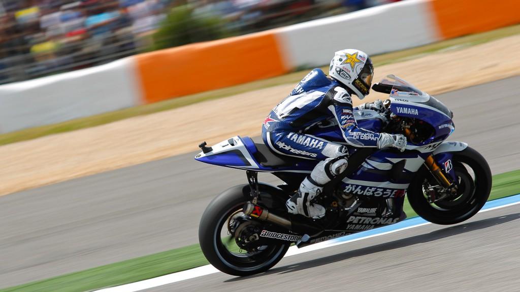 Jorge Lorenzo, Yamaha Factory Racing, Estroril RAC
