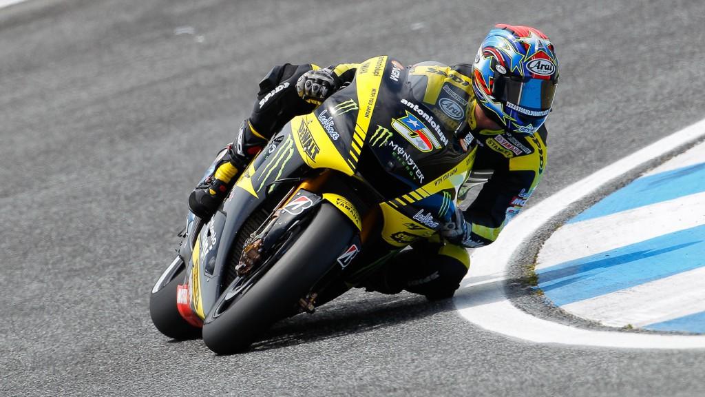 Colin Edwards, Monster Yamaha Tech 3, Estoril RAC