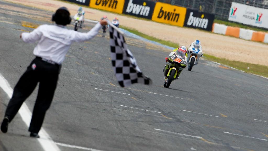 Nico Terol, Bankia Aspar Team, Estoril RAC