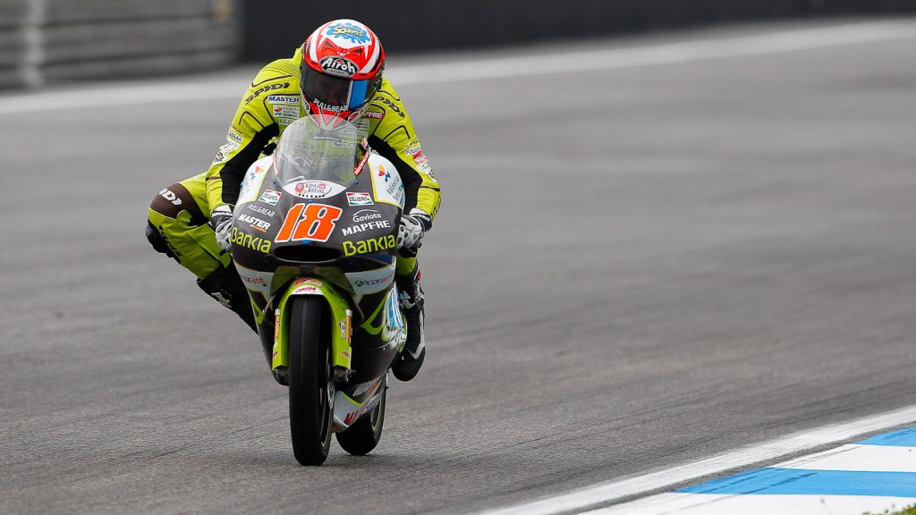 Nico Terol, Bankia Aspar Team, Estoril WU