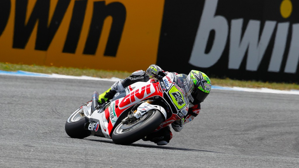 Toni Elias, LCR Honda MotoGP, Estoril RAC