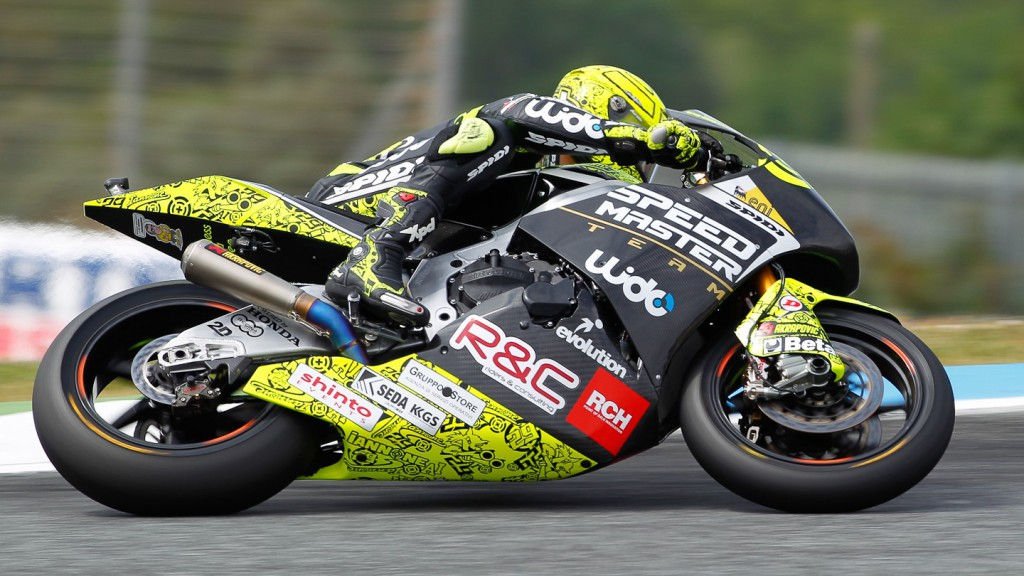 Andea Iannone, Speed Master, Estoril WU