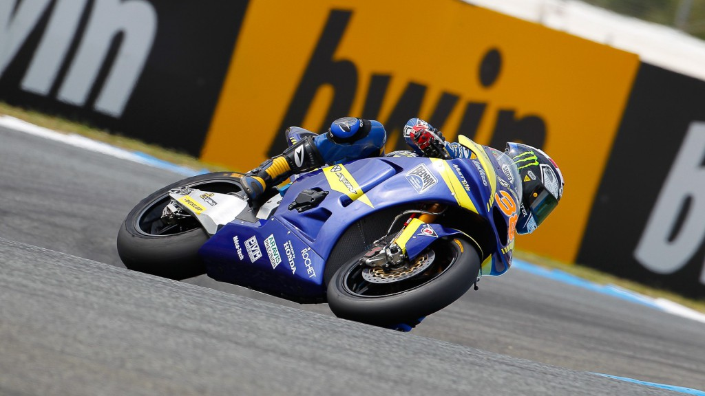 Bradley Smith, Tech 3 Racing. Estoril WU
