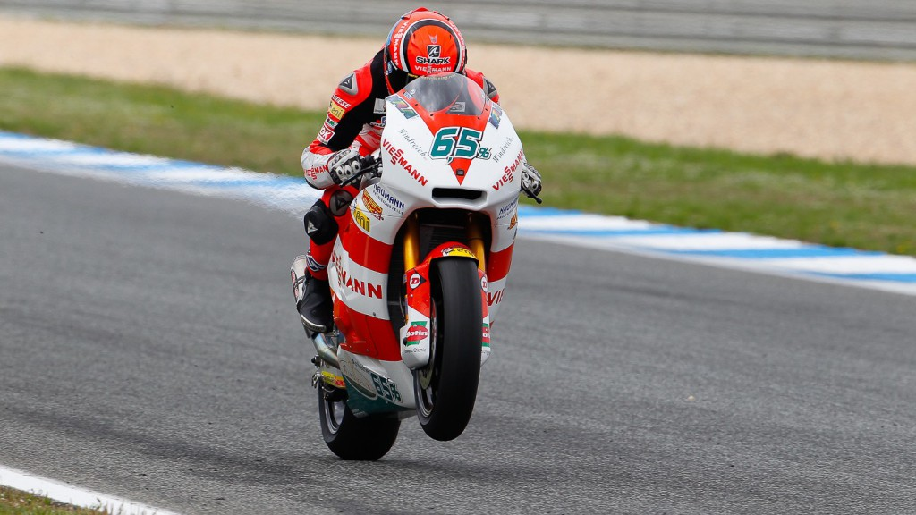 Stefan Bradl, Veissmann Kiefer Racing, Estoril Race