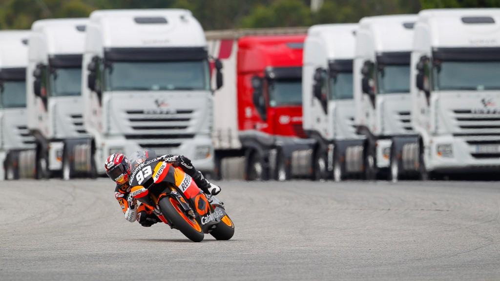 Marc Marquez, Team Catalunya Caixa Repsol, Estoril WU