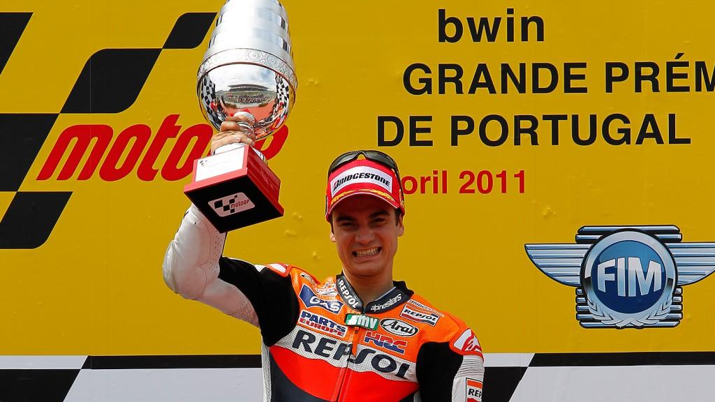 Dani Pedrosa, Repsol Honda Team, Estoril RAC