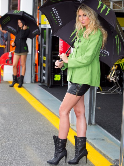 Paddock Girl, bwin Grande Premio de Portugal