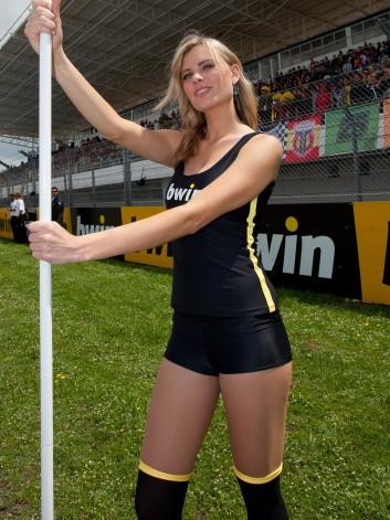 Bwin Paddock Girl, bwin Grande Premio de Portugal