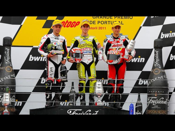 -Moto GP- Season 2011- - podium 125cc slideshow