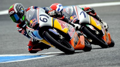Sissis victorious in Rookies race two at Estoril