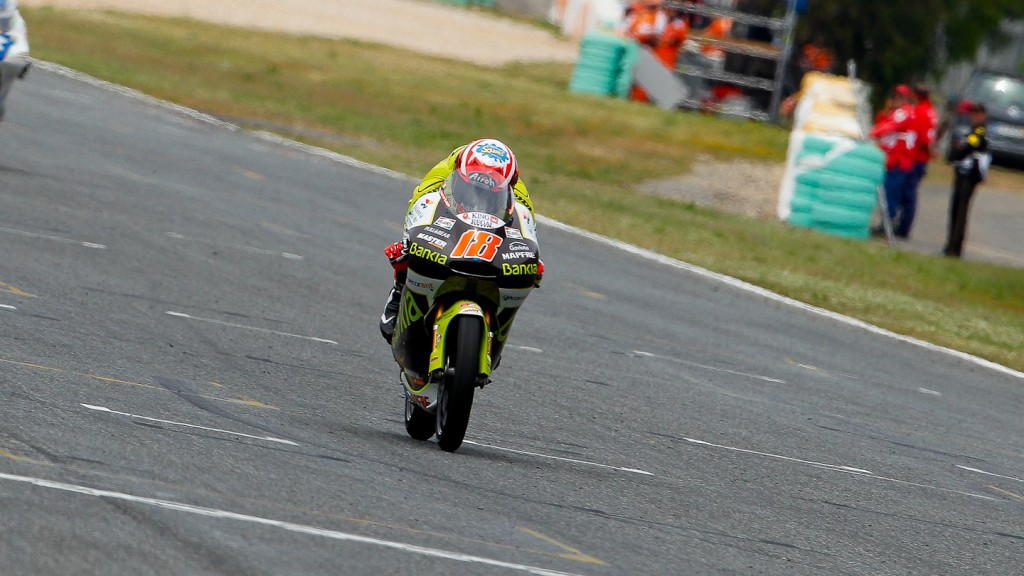 Nico Terol, Bankia Aspar Team, Estoril RAC