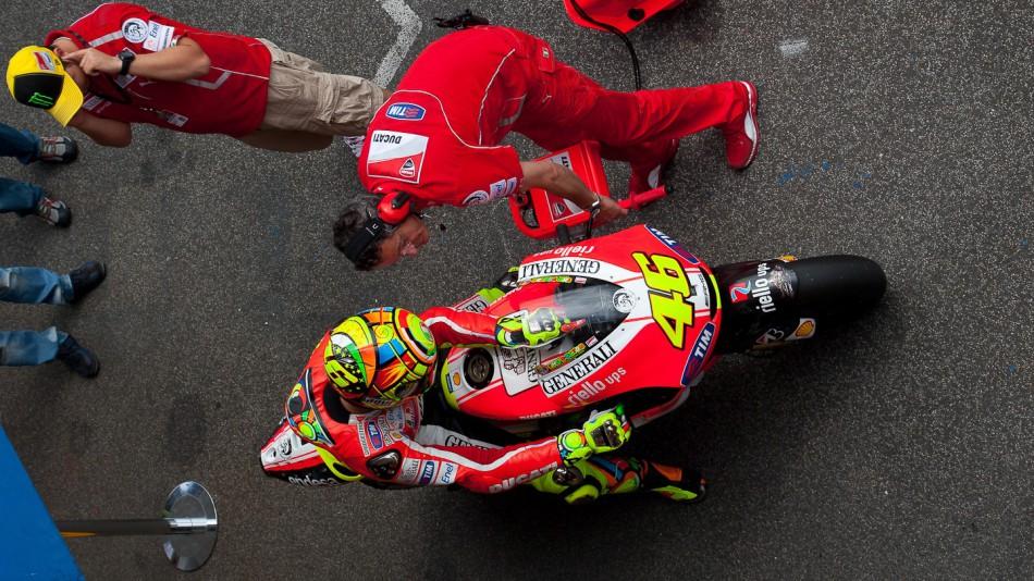 valentino rossi ducati. Valentino Rossi, Ducati Team,