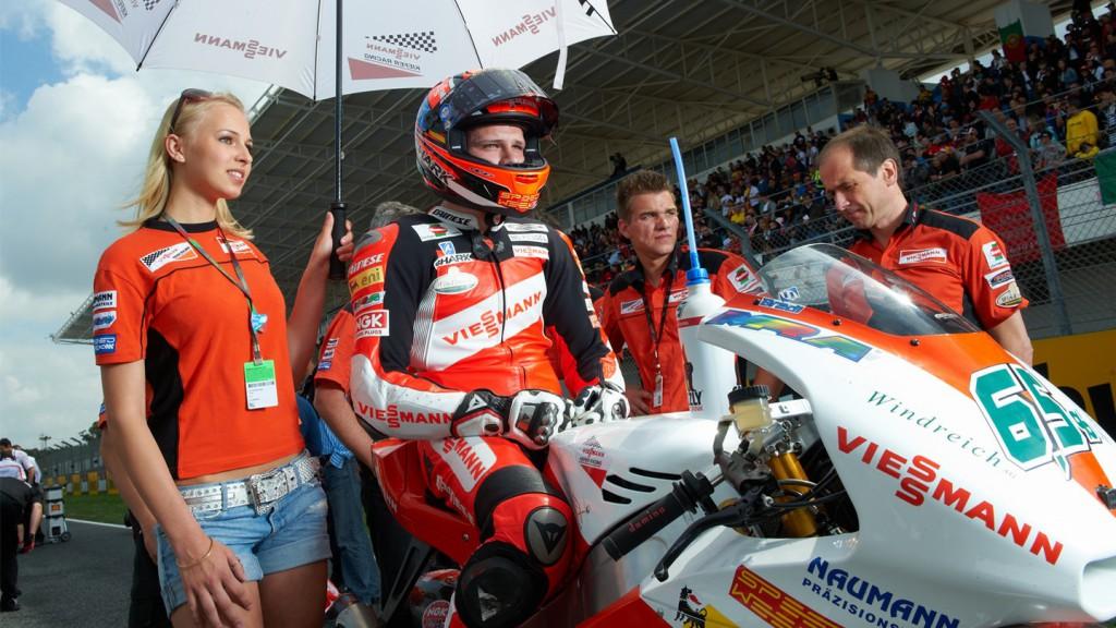 Stefan Bradl, Veissmann Kiefer Racing, Estoril RAC - © Copyright Alex Chailan & David Piolé