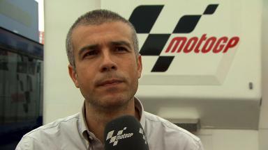Corrado Cecchinelli on 2012 CRTs