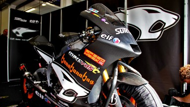 Suter, Estoril Test
