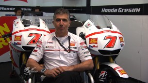 MotoGP Workshop: Rain set up with Antonio Jiménez